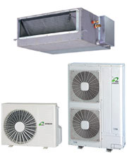 Inverter Ducted Air Conditioning Systems