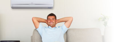 Inverter Split Reverse Cycle Air Conditioner Systems