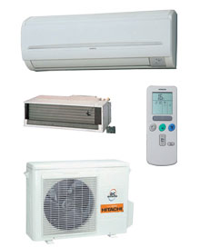 Multizone - Multi Split Inverter Air Conditioning System