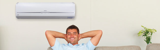 energy efficient heating and cooling solutions
