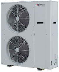 Three Phase Premium and Digital Air Conditioning System