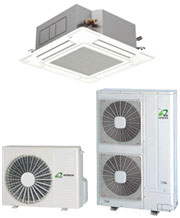 Inverter Cassette Air Conditioning System